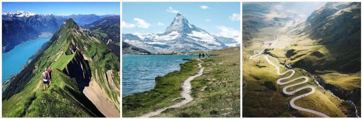 Bucket list, Visit Switzerland