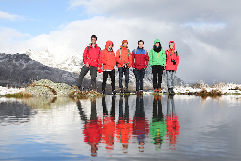 Photographers Engadin St Moritz influencers by Andre Stummer