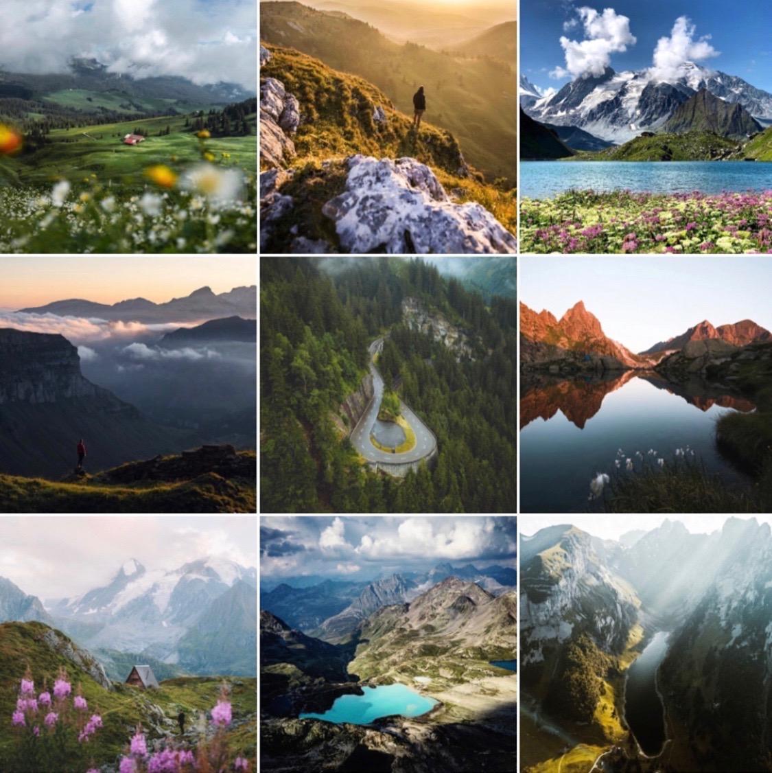 Visit Switzerland Places